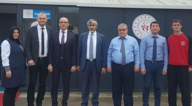 Arif Özsoy, Geyve ve Taraklı'daydı