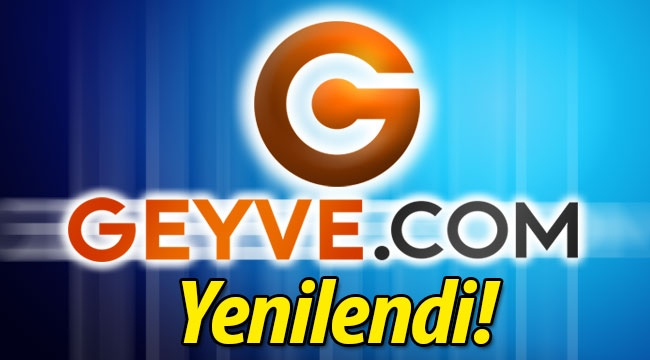 Geyve.com yenilendi!
