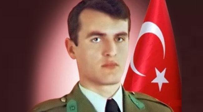 Geyveli Şehit Teğmen Şenol Kamış bugün anılacak.