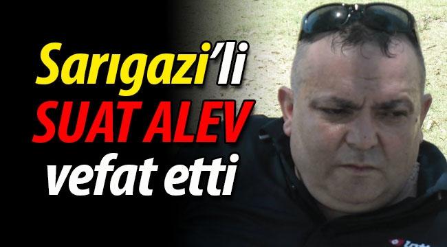 Suat Alev vefat etti