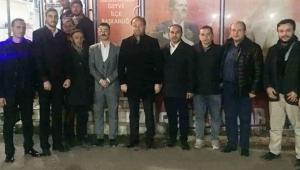 YRP Geyve, Ocak ayı Divan Toplantısı gerçekleşti