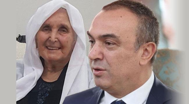 Geyve İHL mezunu valinin anne acısı