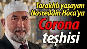 Taraklılı yaşayan Nasreddin Hoca'ya Corona teşhisi