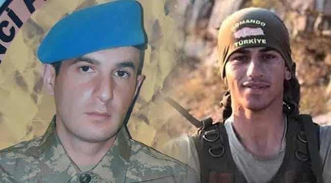 Hakkari'den acı haber: İki askerimiz şehit oldu