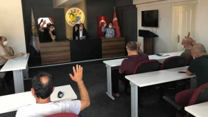 Geyve Belediye Meclisi Temmuz toplantısı yapıldı