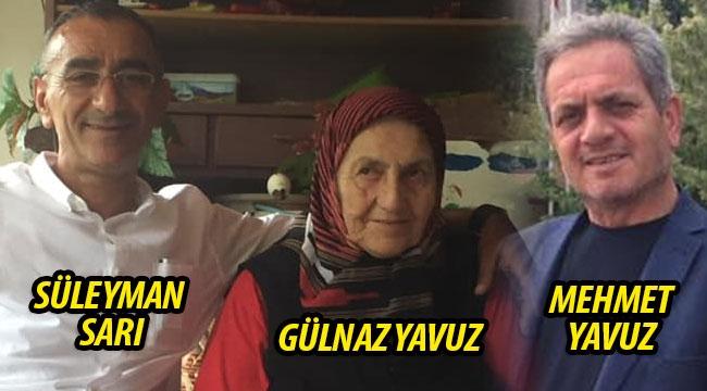 Yavuz ve Sarı ailesinin acısı: Gülnaz Yavuz vefat etti