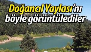 Geyve'nin gizli köşesi Doğancıl Yaylası ve Göleti