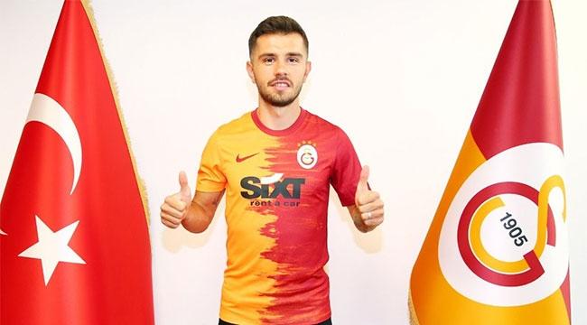 Pamukovalı Emre Kılınç resmen Galatasaray'da!