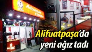 Alifuatpaşa'da yeni ağız tadı