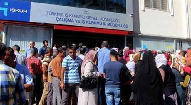 TUİK'e göre Türkiye'de işsizlik azaldı