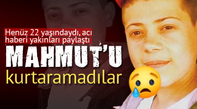 Pamukovalı Mahmut Gökenç'ten acı haber