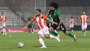 Sakaryaspor kupaya penaltılarda veda etti: 4-3