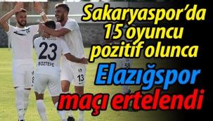 15 oyuncu Corona olunca, Elazığspor maçı iptal edildi
