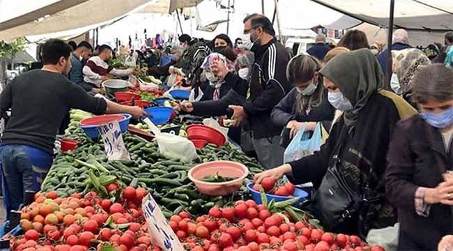 Halk pazarları Cumartesi günleri açık olacak