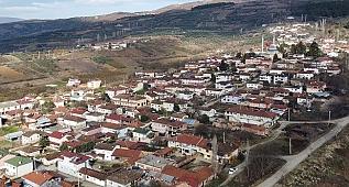 Geyve Doğantepe köyü havadan böyle görüntülendi